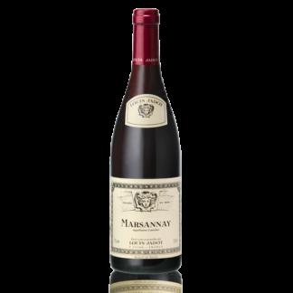 Bouteille vin rouge Marsannay Louis Jadot