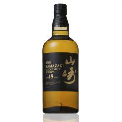 bouteille whisky Yamazaki 18 ans