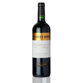 Bouteille vin rouge Jacques Boyd