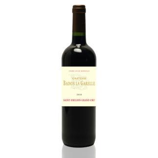 Bouteille vin rouge Badon Garelle