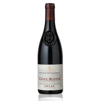 Bouteille vin rouge Côte-Rôtie Delas