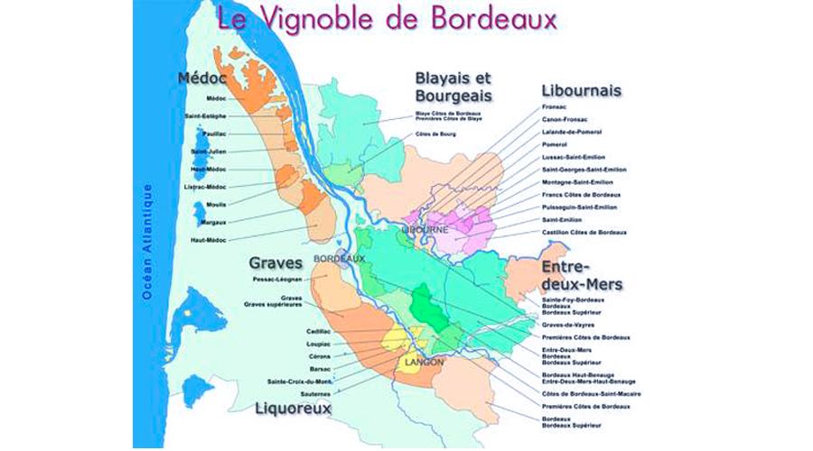 Les millésimes des vins de bordeaux