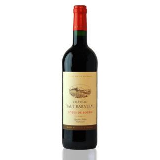 bouteille vin chateau haut barateau