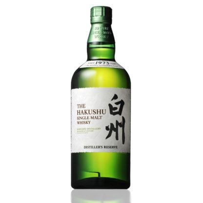 bouteille whisky hakushu distiller's reserve