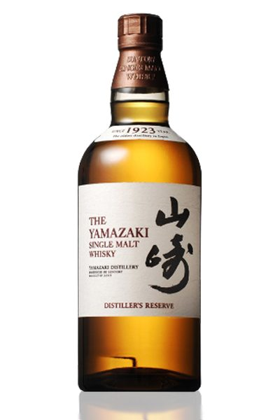 bouteille whisky Yamazaki distiller's reserve