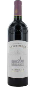 bouteille chateau lascombes