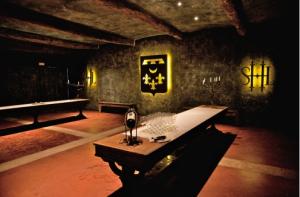 interieur du château Smith Haut-Lafitte
