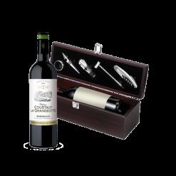 box cadeau vin