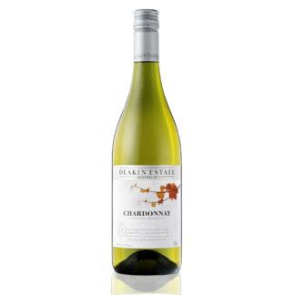Bouteille vin blanc Deakin Chardonnay