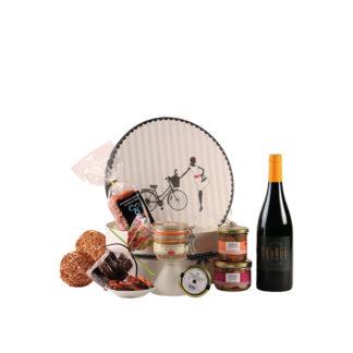 coffret gastronomique vin foie gras