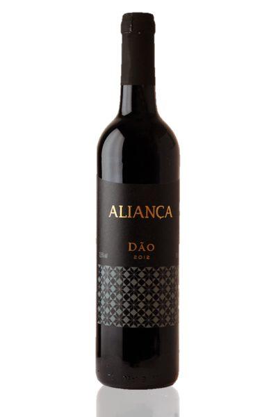 Bouteille vin rouge Alianca Dao