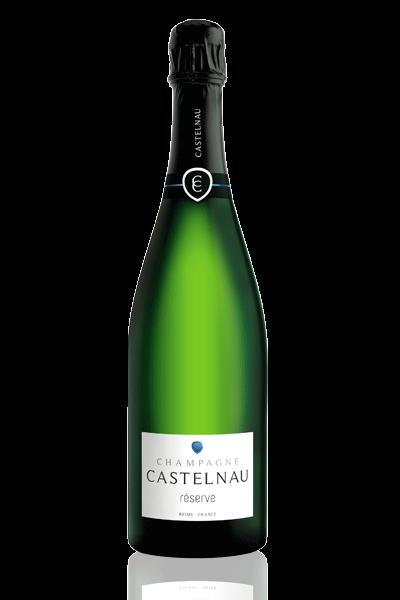Bouteille Champagne De Castelnau brut réserve