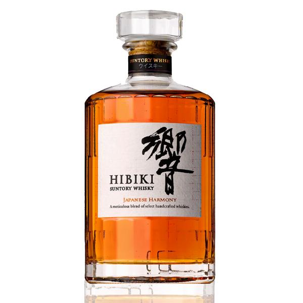Bouteille whisky Hibiki Japanese Harmony