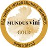 Medaille or Mundus Vini