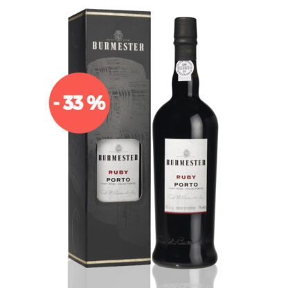Bouteille Porto Burmester Ruby