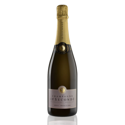 Bouteille champagne seconde