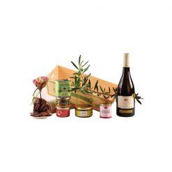 coffret gastronomique sud vin