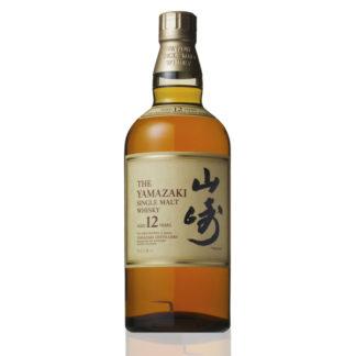 Bouteille whisky Yamazaki 12 ans Suntory