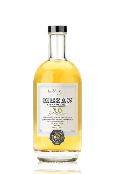 Bouteille rhum Mezan Jamaica Mezan