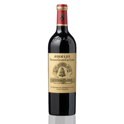 Bouteille vin chateau Angelus