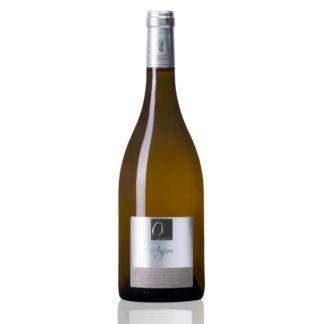 Bouteille vin blanc Anjou Loire