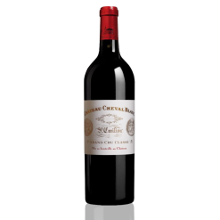 Bouteille vin Chateau Cheval Blanc