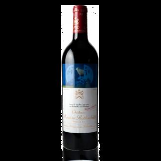 Bouteille vin Mouton Rothschild 2008
