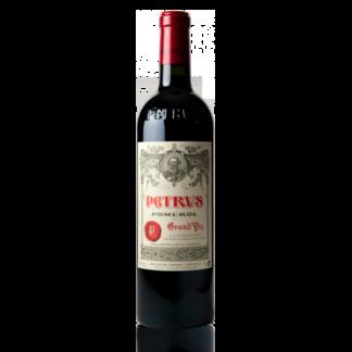 Bouteille vin Petrus Pomerol