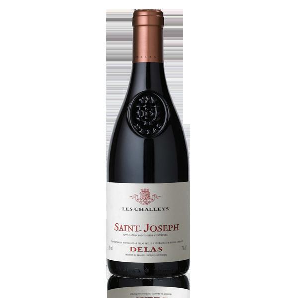 magnum vin rouge delas St Joseph