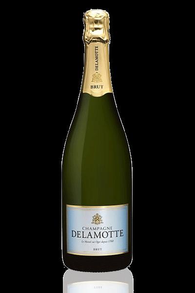 Bouteille Champagne Delamotte