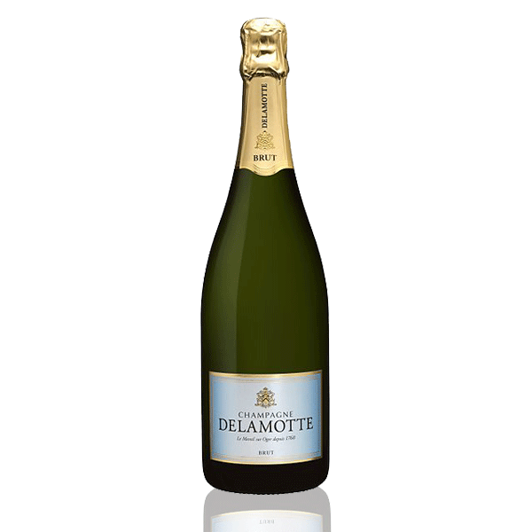 Bouteille Champagne Delamotte