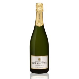 Bouteille champagne Delamotte Blanc de Blancs
