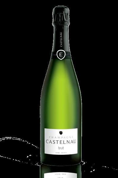 Bouteille champagne de castelnau