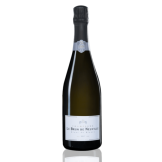 Bouteille champagne brun neuville