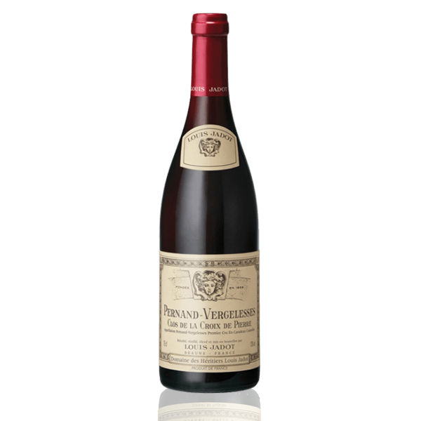 Bouteille Bourgogne Pernand Vergelesses rouge