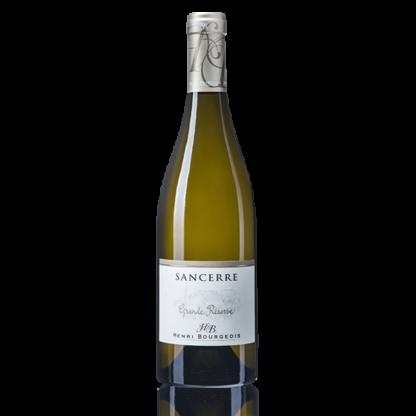 Bouteille vin grande réserve Henri Bourgeois