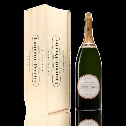 Salmanazar champagne Laurent Perrier