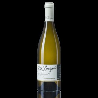 Bouteille vin blanc petit bourgeois