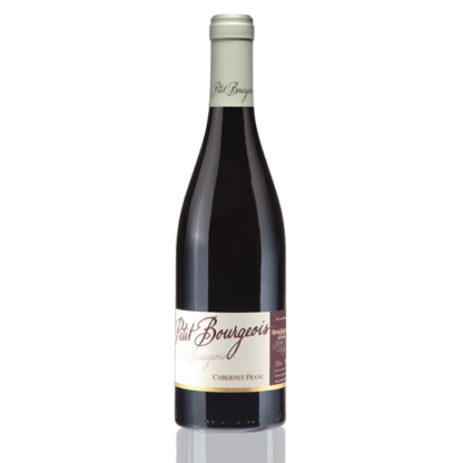 Bouteille petit bourgeois rouge