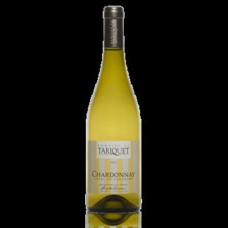 Bouteille vin Tariquet chardonnay