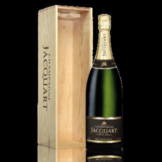 Jeroboam champagne Jacquart