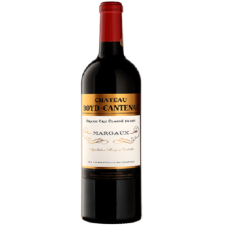 Bouteille de vin Château Boyd Cantenac 2017