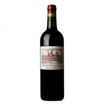 Bouteille de vin Château Cos d'Estournel 2017