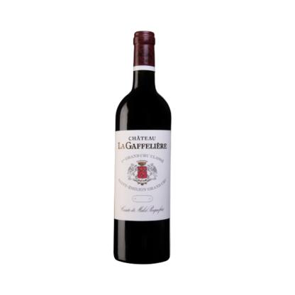 Bouteille de vin La Gaffelière