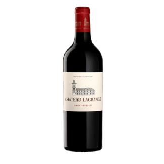 Bouteille de vin rouge Château Lagrange 2017