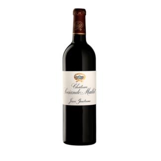 Bouteille de vin rouge Château Sociando Mallet millésime 2017