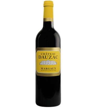 Bouteille de vin Château Dauzac millésime 2017