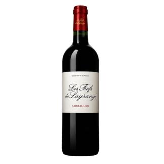Bouteille de vin rouge Les Fiefs Lagrange 2017