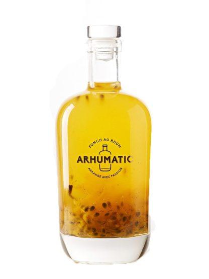 Bouteille de Rhum Arhumatic aromatisé Passion Vanille