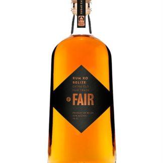 Bouteille de rhum Fair Rum Belize XO